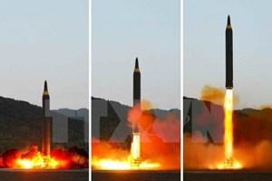 Nhật Bản, Mỹ nhất trí duy trì sức ép tối đa đối với Triều Tiên