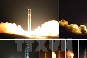 Tướng Mỹ tin vào khả năng phòng thủ trước mối đe dọa từ Triều Tiên