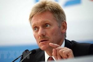 Điện Kremlin: Không có dấu hiệu Nga can thiệp vào cuộc bầu cử Mỹ