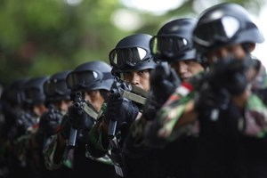 Indonesia thiết lập ba vòng an ninh cho sự kiện ASIAD 2018