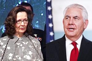Tổng thống Mỹ Trump bổ nhiệm bà Gina Haspel làm Giám đốc CIA