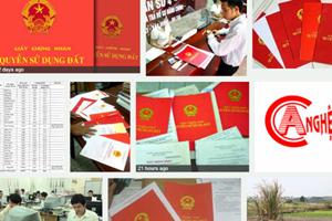 Khoảng 500.000 sổ đỏ không có người nhận