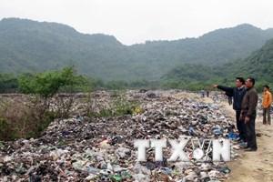Xử lý gần 200 đơn thư khiếu nại về vi phạm môi trường năm 2014