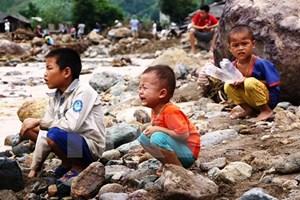 Hơn 90 tỷ đồng giúp ứng phó thảm họa thiên tai khẩn cấp ở Việt Nam