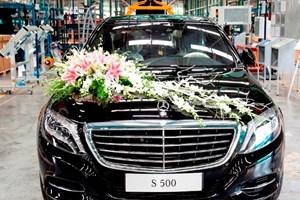 Việt Nam có sức mua xe Mercedes tăng trưởng thứ 2 thế giới