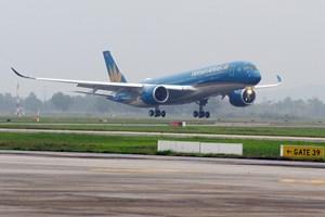 Nhân viên Vietnam Airlines phục vụ APEC phải có tiêu chuẩn chuyên cơ