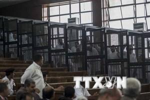 Viện công tố kháng cáo án tử hình 183 người ủng hộ ông Morsi