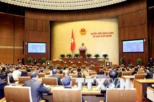 Quốc hội thông qua Nghị quyết thực hiện chế định Thừa phát lại