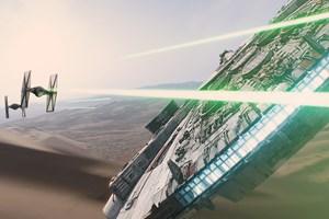 """""""Star Wars VII"""" cán mốc 1 tỷ USD nhanh nhất trong lịch sử"""