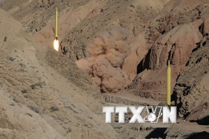 Nga phản đối trừng phạt Iran sau vụ phóng thử tên lửa đạn đạo