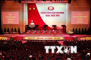 Quán triệt, triển khai thực hiện Nghị quyết Đại hội XII của Đảng