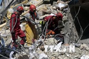 Hội nghị thượng đỉnh UNASUR vẫn tiến hành tại Ecuador sau động đất