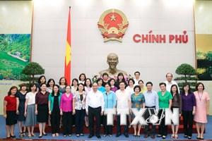 Thủ tướng đề nghị Hội Phụ nữ không hành chính hóa hoạt động