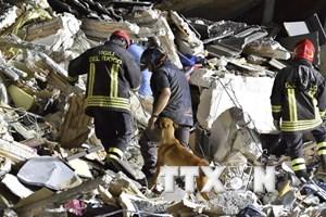 [Video] Điều kỳ diệu sau trận động đất kinh hoàng tại Italy