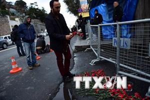 Thổ Nhĩ Kỳ nhận diện kẻ xả súng giết 39 người trong hộp đêm Istanbul