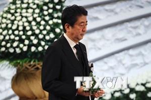 Nhật Bản tưởng niệm 6 năm xảy ra thảm họa động đất-sóng thần
