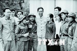 [Video] Tổng Bí thư Lê Duẩn - nhà lãnh đạo kiệt xuất của Việt Nam