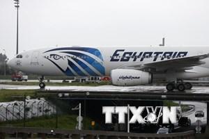 Ai Cập khẳng định tiếp tục điều tra vụ rơi máy bay MS804