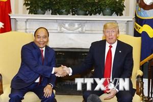 [Video] Xung lực mới cho quan hệ đối tác toàn diện Việt Nam-Hoa Kỳ