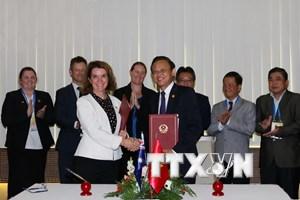 Việt Nam-Australia hợp tác phòng chống đánh bắt cá trái phép