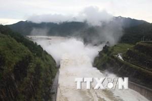 Đề phòng lũ lớn, Quảng Nam tiến hành xả lũ các hồ thủy điện lớn