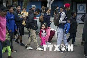 Tổng thống Mỹ Donald Trump bác kế hoạch bảo vệ người nhập cư