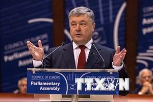 """Tổng thống Ukraine ký sắc lệnh chống """"xâm lược"""" thông tin từ Nga"""