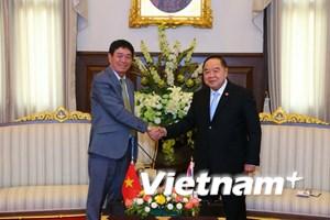 Thái Lan đẩy mạnh hợp tác với Việt Nam về quốc phòng-an ninh