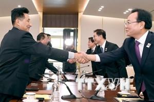 Hàn Quốc-Triều Tiên thảo luận về việc đoàn Triều Tiên dự Paralympic