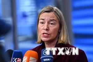 EU ủng hộ Kuwait làm trung gian tháo gỡ khủng hoảng vùng Vịnh