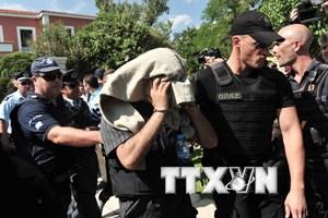 Hy Lạp tiếp tục bác yêu cầu dẫn độ 8 quân nhân của Thổ Nhĩ Kỳ