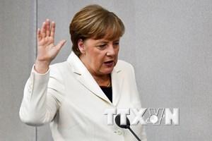 Điện mừng Thủ tướng Đức Angela Merkel tái đắc cử nhiệm kỳ thứ tư