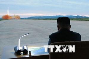 Bộ Quốc phòng Anh: London không phải là mục tiêu của Triều Tiên
