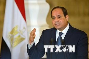 Tổng thống Ai Cập tái khẳng định lập trường ủng hộ Yemen