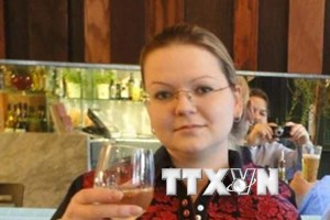 Nga cáo buộc Anh giữ con gái cựu điệp viên 2 mang Skripal làm con tin