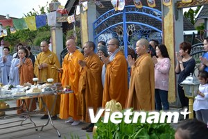 Người Việt tại Thụy Điển tưởng nhớ các liệt sỹ trong trận Gạc Ma