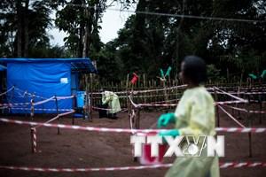 WHO chuyển gấp 4.000 liều vắcxin giúp CHDC Congo ngăn chặn Ebola