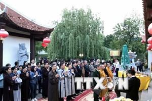 Người Việt tại Ukraine tri ân các liệt sỹ hy sinh vì biển đảo Tổ quốc