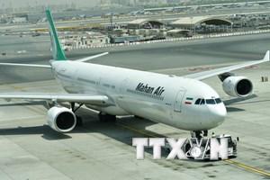 Mỹ ban hành lệnh trừng phạt nhằm vào 4 hãng hàng không Iran