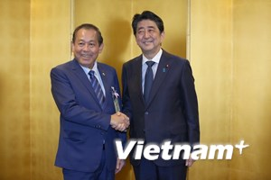Đưa quan hệ hợp tác Việt Nam-Nhật Bản bước vào giai đoạn mới