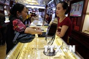 Thị trường vàng tuần qua ổn định ở ngưỡng 37 triệu đồng mỗi lượng