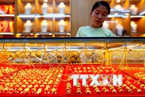 Giá vàng châu Á có khả năng rơi xuống mức thấp nhất trong 19 tháng