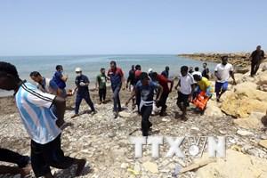 Chính phủ Italy tặng Libya 12 tàu giúp chống nạn buôn người