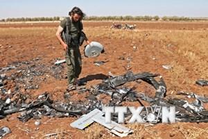 Israel tấn công căn cứ Aleppo khiến nhiều binh sỹ Syria thiệt mạng
