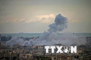 Quân đội Syria chiếm được ngọn đồi chiến lược nhất ở Daraa