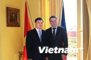 Bộ Ngoại giao Séc chia sẻ quan điểm của Việt Nam về Biển Đông