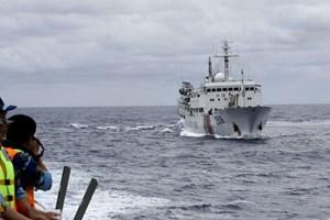 Báo chí nước ngoài đưa tin Trung Quốc di dời giàn khoan Hải Dương-981