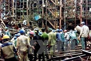 Ngoại trưởng Hàn Quốc gửi điện thăm hỏi vụ tai nạn tại Hà Tĩnh