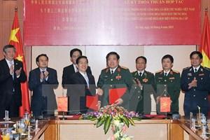 Tăng cường hợp tác quốc phòng giữa Việt Nam và Trung Quốc