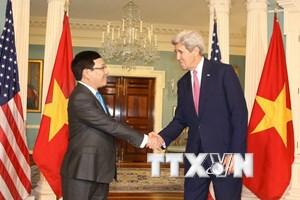 Ngoại trưởng Mỹ: Ông Obama trông đợi chuyến thăm Việt Nam